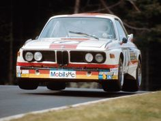 1971–75 BMW 3.0 CSL Race Car (E9)
