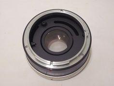 Vivitar Automatic Tele Converter 2X-4 FL-FD Japan Fits Canon AE-1 A-1 F-1 AV-1  #Vivitar