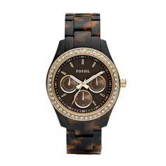 Reloj fossil stella es2795 - 100,00€ http://www.andorraqshop.es/relojes/fossil-stella-es2795.html