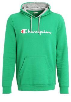 Hoodie - green Hoodies, Sweatshirts, Champion, Green, Sweaters, Stuff To Buy, Fashion, Moda, Fashion Styles