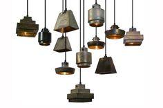 Tom Dixon Lustre Lights