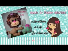 DIY - Aula 1-Tema Safari - YouTube