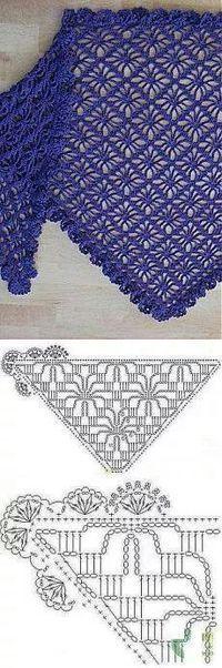 Toquilla a crochet