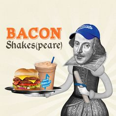 Culver's Bacon Shakes(peare) - create a poem about your love of shakes and bacon for a chance to win Culver's Giftcards!