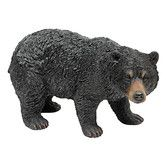 Features:  -Cast in quality designer resin.  -Hand painted.  -Design Toscano exclusive.  -Black Bear collection.  Product Type: -Statue.  Color: -Black.  Style: -Country/Cottage.  Material: -Resin/Pla
