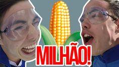 #Somos1Milhão!!!   Canal Brothers Rocha Oficial