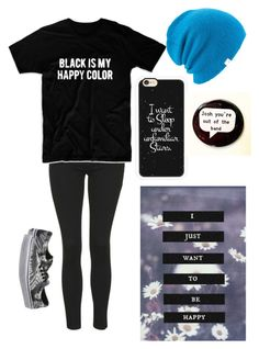 """""""Untitled #578"""" by bands-music ❤ liked on Polyvore featuring Coal, Topshop, Casetify and Vans"""