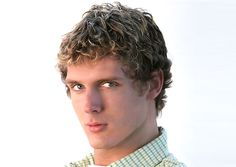 Short #Curly #Hairstyles For Teenage Guys