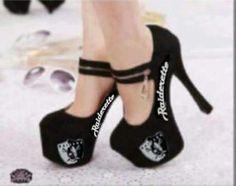 Sexy  Raiderette Shoes