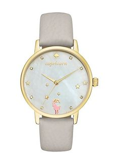 capricorn zodiac metro watch, capricorn, large