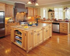 101 Custom Kitchen Designs With Islands - Page 10 of 11 - Zee Designs