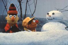 Sesame Street Muppets, Bert & Ernie, Fraggle Rock, Marionette, Muppet Babies, Winter Images, The Dark Crystal, Jim Henson, Kermit