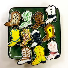 One of our librarians made these adorable cookies in honor of True Grit and our #KCBigRead