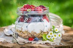 Fruity breakfast in the garden by Jacek Nowak on 500px