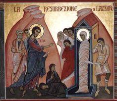 Io sono la risurrezione e la vita - Omelia su Gv 11,1-45 - p.G. Paparone - 6-4-14 | Abbà Comunità Cattolica per l'evangelizzazione