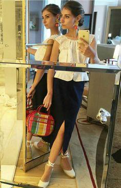 O estilo Jenny Walton – a moderna Audrey Hepburn