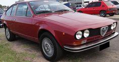#Alfa Romeo #Alfetta GTV 2000. http://www.arcar.org/alfa-romeo-alfetta-gtv-2000-83525