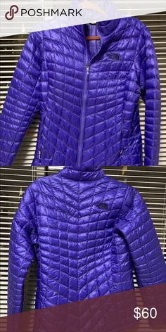 4cf9112cfd272 Purple North Face Jacket Perfect spring light jacket