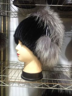 41.83$  Buy now - http://ali7lt.worldwells.pw/go.php?t=32525368364 - wholesale real free shopping fashion fur mink cap