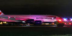 A380 da BA aterra de emergência depois vários membros da tripulação se terem sentido mal :: Runway News
