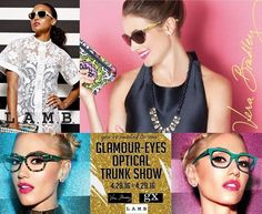 For 2 DAYS ONLY come browse all of the latest frame styles and colors available from the top designers! Our Optical Trunk Show will  feature raffle items refreshments and personal consultants and opticians to assist in choosing the perfect glasses!  Click the link below for more information: http://www.rochestereyeassociates.com/index.cfm?Page=Trunk Show Promotion  #GlamorEYESOpticalTrunkShow #RochesterEyeWear #RochesterEyeAssociates