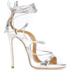 841be7d68fd58f Dsquared2  Riri  sandals (£730) ❤ liked on Polyvore featuring shoes