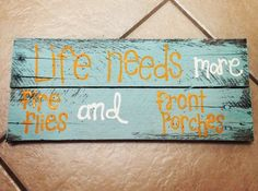 Fire flies & front porches on Etsy, $12.00