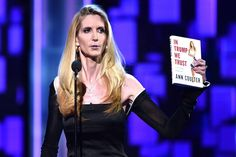"Ann Coulter on #Trump: ""Everyone who voted for him knew his personality was grotesque,"" but they'd been banking on Trump to act on the issues — and so far he hasn't. ""It's not like I'm out yet, but boy, things don't look good."""