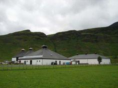 Arran distillery - Isle of Arran
