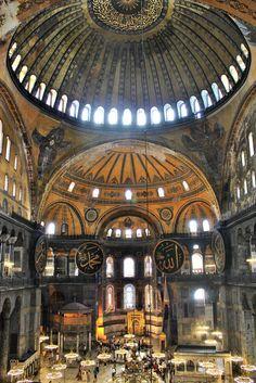 Istanbul: Hagia Sophia | by zug55