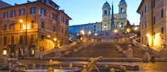 So what's so special about the Spanish Steps?... I wanna see!
