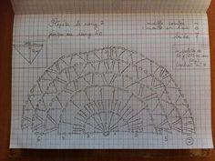 Ravelry: disou's Fleur de lis en triangle