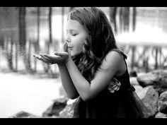 Leave a little sparkle...beautiful little girl