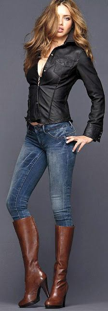 Adriana Lima love get hair!!