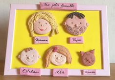 Rena, Puffy Paint, Toddler Activities, Montessori, Christmas Diy, Polymer Clay, Crafts For Kids, Lily, Place Card Holders