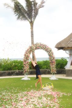 It's blown by the wind but the memories remain...  Enjoy your very special day at Anapuri Villas. Excitement in serenity. www.anapurivillas.com