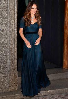 The International Best-Dressed List 2014 revealed by Vanity Fair --- KATE MIDDLETON - Dutchess of Cambridge