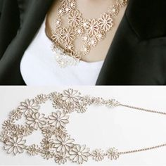 Camillian layer statement necklace Super cute necklace for a night out! Jewelry Necklaces