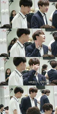 Stray Kids - JeongIn e MinHo