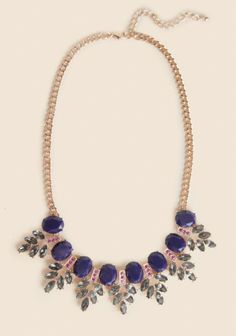 Lea Jeweled Necklace | Modern Vintage Accessories