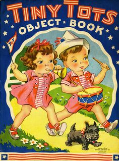 Tiny Tots Object Book