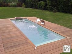 1000 images about piscines xs on pinterest petite for Piscine xs