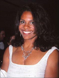 Audra McDonald at the Tony Ball in 1998.