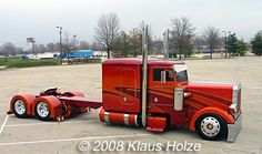 Tricked Out Semi Trucks   Truck and Van Car: Culmination of the Semi Truck Industry's Best - The ...