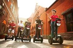 Redrose Segway Tours  305 North Queen Street  Lancaster, PA 17603