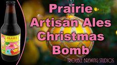 We review Prairie Artisan Ales Christmas Bomb! stout https://www.youtube.com/watch?v=aEgUZbnZAjE #beer #craftbeer #christmasbeer