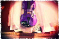 not a violin...