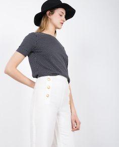 KAUF DICH GLÜCKLICH Ville T-Shirt | KAUF DICH GLÜCKLICH ONLINESHOP #fashion #women #spring #summer