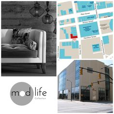Mod Life Collection will debut at April 2015 High Point Market! #sofa #chair #ottoman #sectional #headboard #hpmkt modlifecollection.com