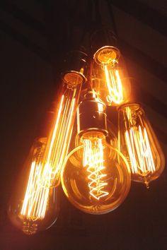 Items similar to Vintage Filament Edison Light Bulb on Etsy Edison Lighting, Rustic Lighting, Chandelier Lighting, Lighting Design, Chandeliers, Home Decor Lights, Love And Light, Light Bulb, Antiques